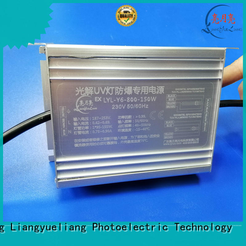 LiangYueLiang explosion uv lamp ballast manufacturers Suppliers for water recycling