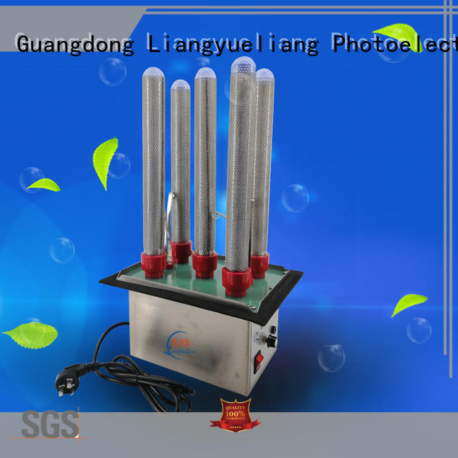 LiangYueLiang 5 star services plasma air purify from China for household
