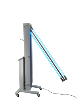 Hospital Medical / Home Mobile Ultraviolet Uv Light Sterilizer lamp