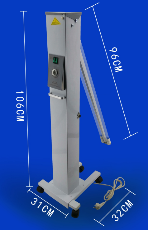 hot recommended uv light for hvac hospital manufacturers for medical disinfection-4