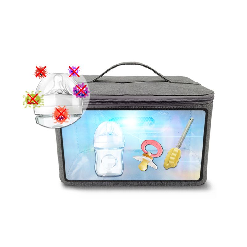 high-quality travel steam steriliser for baby box factory for make-up-2