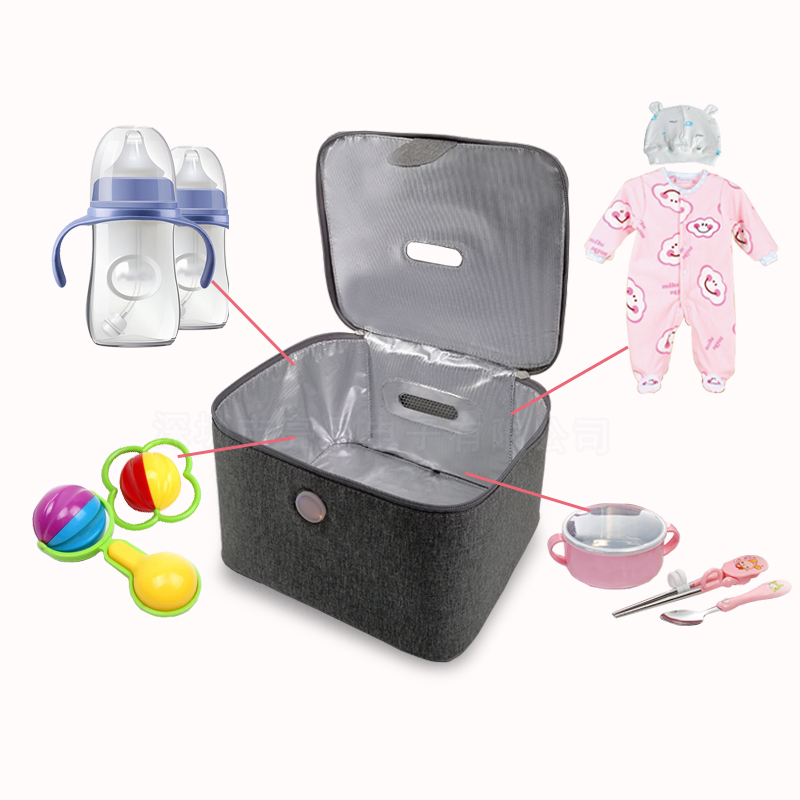 high-quality travel steam steriliser for baby box factory for make-up-3