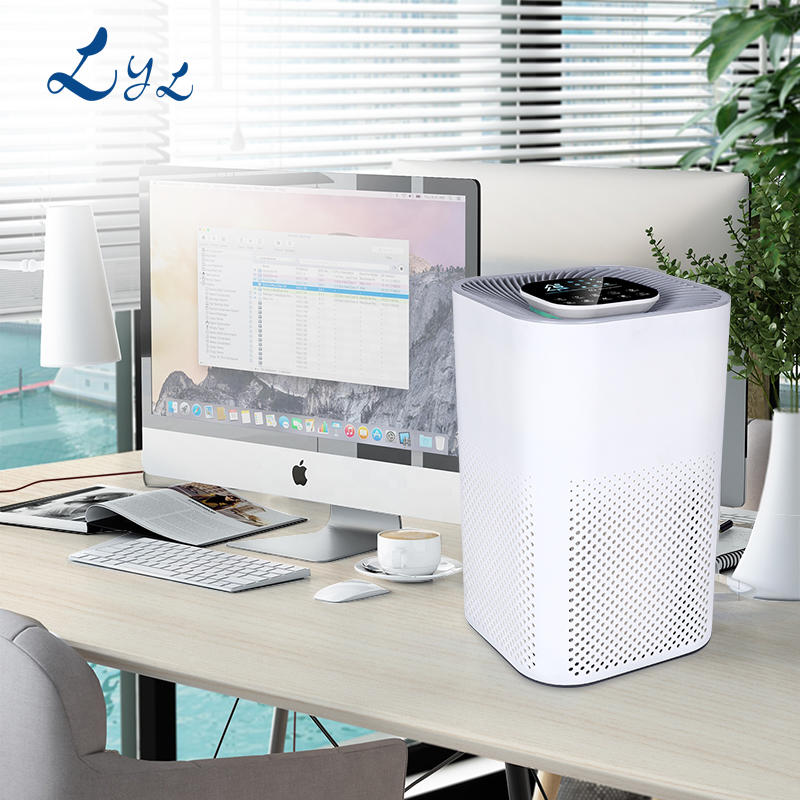 New square purifier