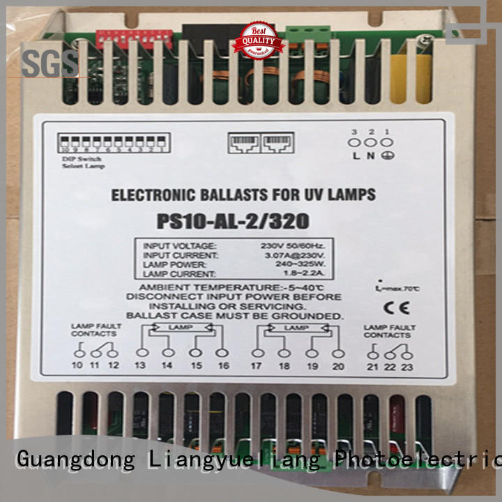 LiangYueLiang hot recommended electronic ballast for uv lamp wholesale for domestic