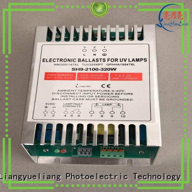 LiangYueLiang y7 uv ballast suppliers supply for waste water plant