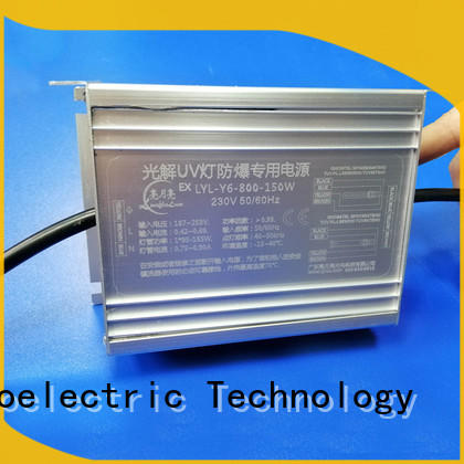 LiangYueLiang series ultraviolet light ballast factory for water recycling