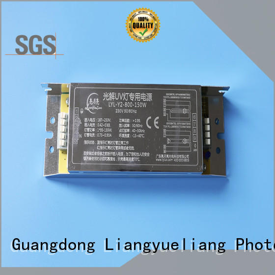 LiangYueLiang series uv ballast suppliers factory for waste water plant