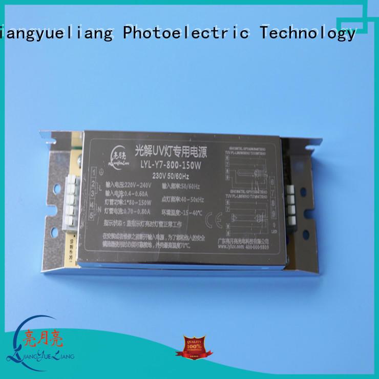 LiangYueLiang y1 uv sterilizer ballast company for waste water plant