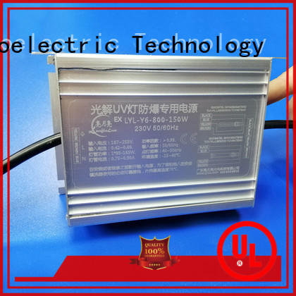 LiangYueLiang waterproof uv sterilizer ballast a lower price for mining industy