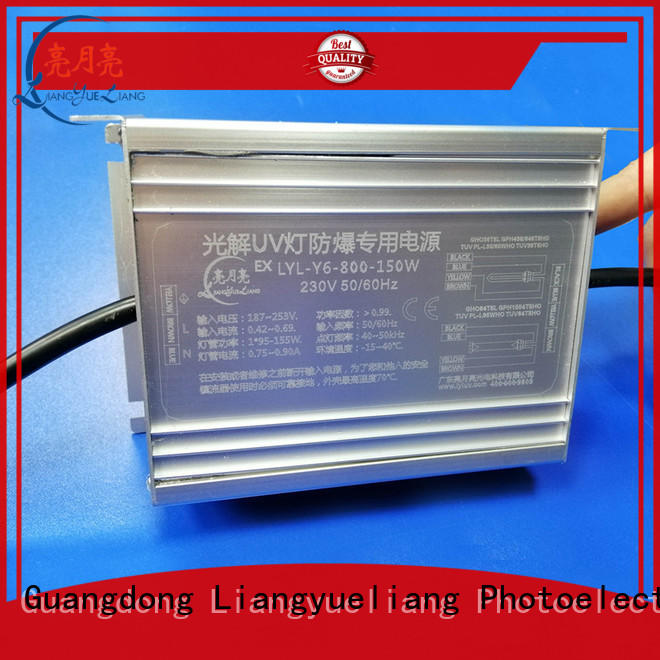 LiangYueLiang ultraviolet uv ballast manufacturers for water recycling