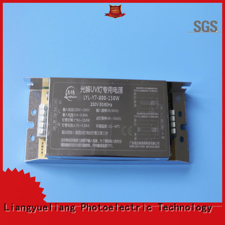 LiangYueLiang anti-rust electronic ballast for uv lamp energy saving for domestic