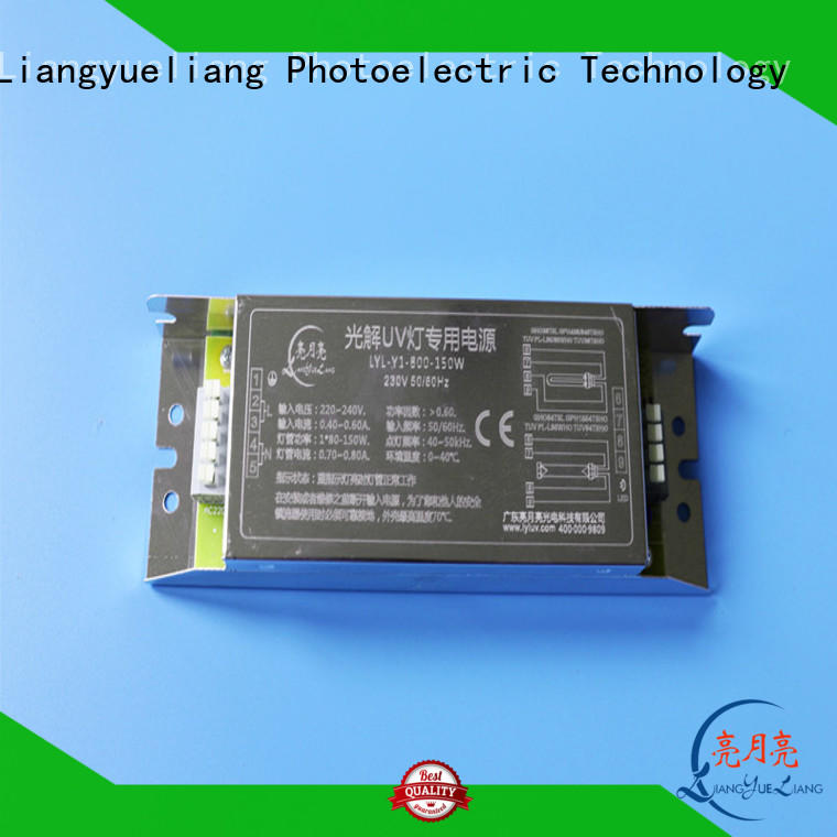 LiangYueLiang y1 ballast uvc supply for water recycling