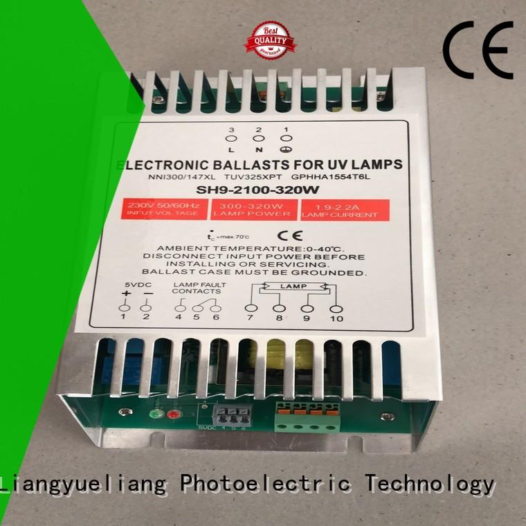 LiangYueLiang anti-rust ballast uv sh9 for domestic