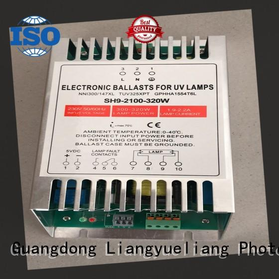 LiangYueLiang waterproof uv lamp ballast manufacturers for business for mining industy