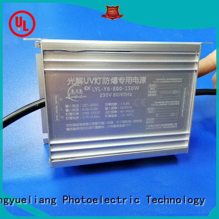 LiangYueLiang anti-rust uvc ballast factory for water recycling
