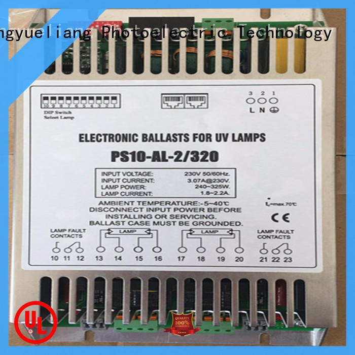 LiangYueLiang protective uvc ballast Suppliers for domestic