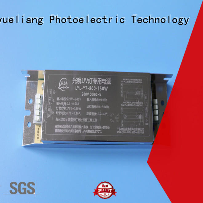 LiangYueLiang cheap ultraviolet ballast wholesale for water recycling