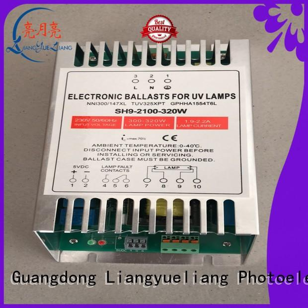 series uv lamp ballast y1 for waste water plant LiangYueLiang