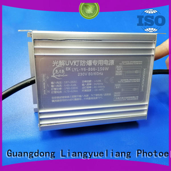 LiangYueLiang cheap germicidal lamp ballast factory for waste water plant