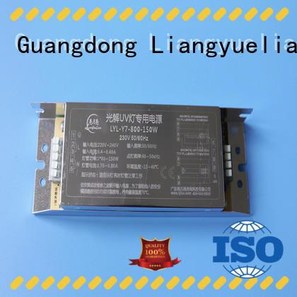 uv uv bulb ballast energy saving waste water plant LiangYueLiang