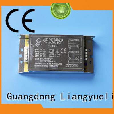 LiangYueLiang ballast uv light ballast supplier for water recycling