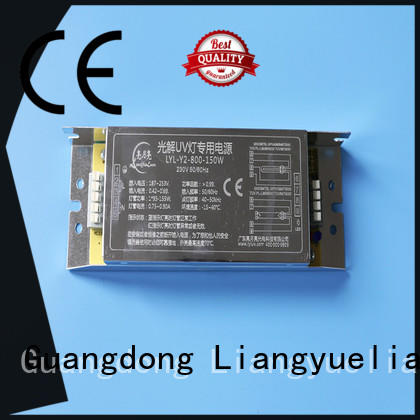 LiangYueLiang explosion ballast uv Supply for water recycling