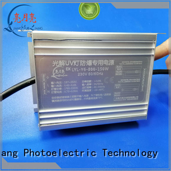 LiangYueLiang high performance uv lamp ballast manufacturers wholesale for water recycling