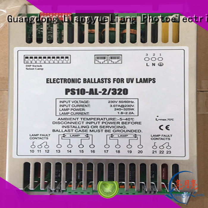 competitive price uv electronic ballast series factory for waste water plant