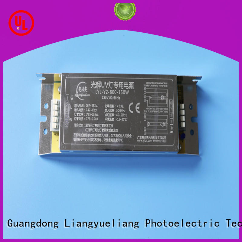 LiangYueLiang low price ultraviolet light ballast for mining industy