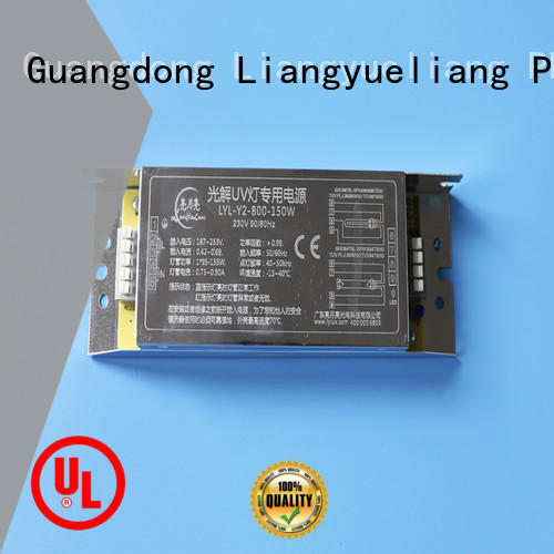 protective uv electronic ballast sh9 wholesale for water recycling