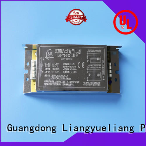 LiangYueLiang sh9 uv light ballast factory for domestic