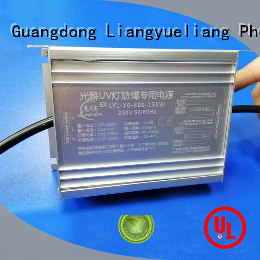 LiangYueLiang lamp electronic ballast for uv lamp energy saving for waste water plant