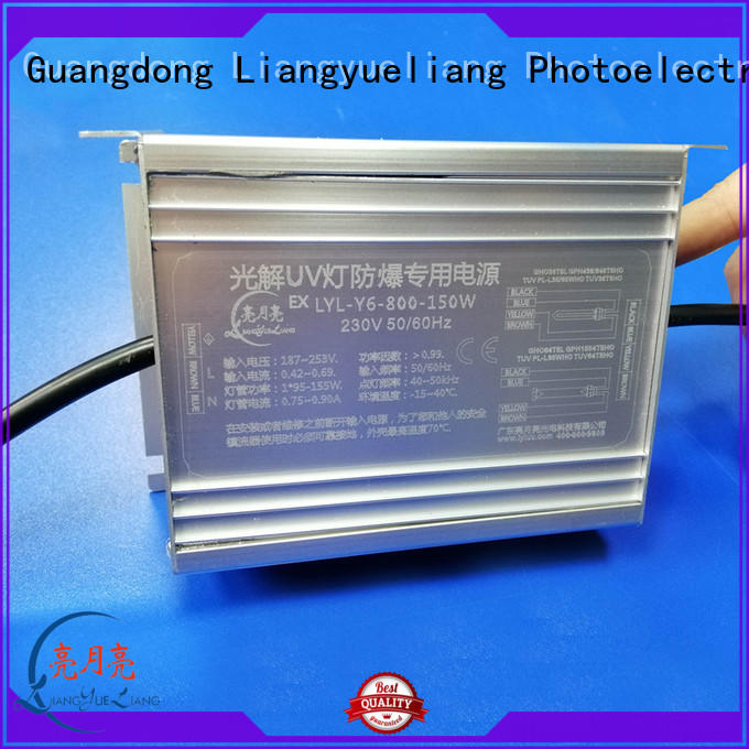LiangYueLiang sereis uv ballast suppliers energy saving for domestic