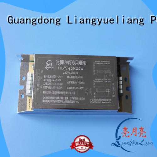 LiangYueLiang 320w uv lamp ballast manufacturers for business for water recycling