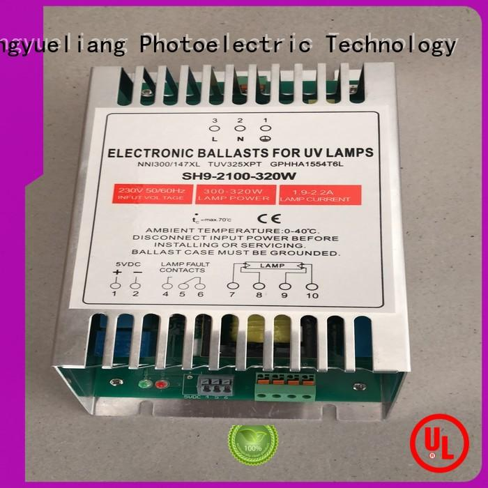 germicidal lamp ballast 320w for waste water plant LiangYueLiang