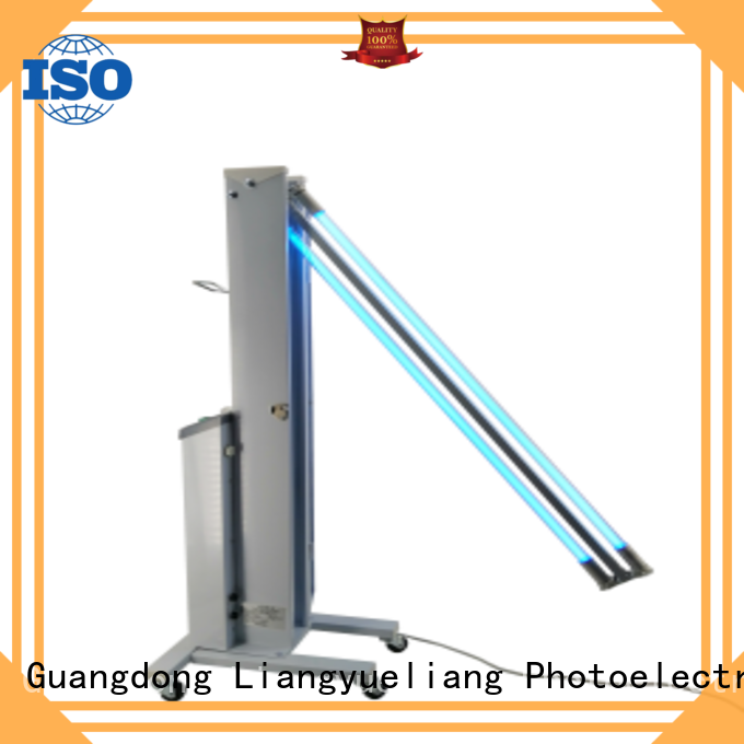 LiangYueLiang germicidal uv room sterilizer manufacturers for medical disinfection