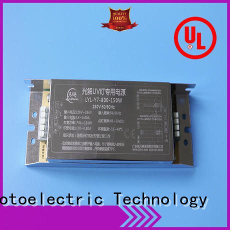 protective uv ballast repair y7 factory for mining industy
