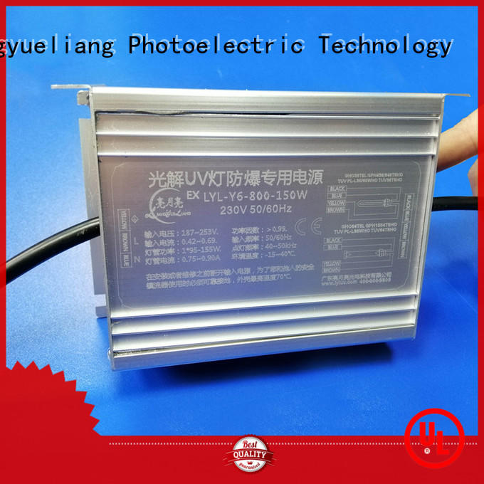 LiangYueLiang y1 uv ballast circuit Supply for water recycling