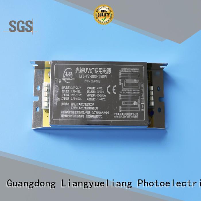 LiangYueLiang high quality uv sterilizer ballast supply domestic
