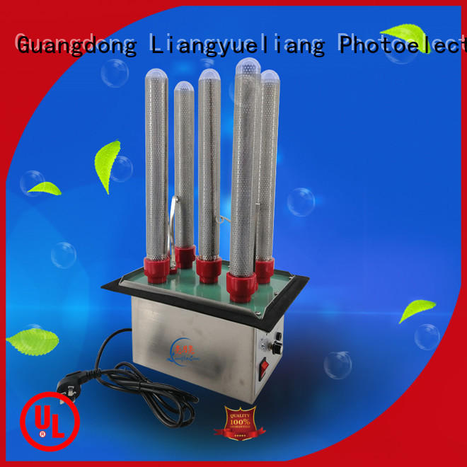 LiangYueLiang safety ion air purifier with low price for medical disinfection