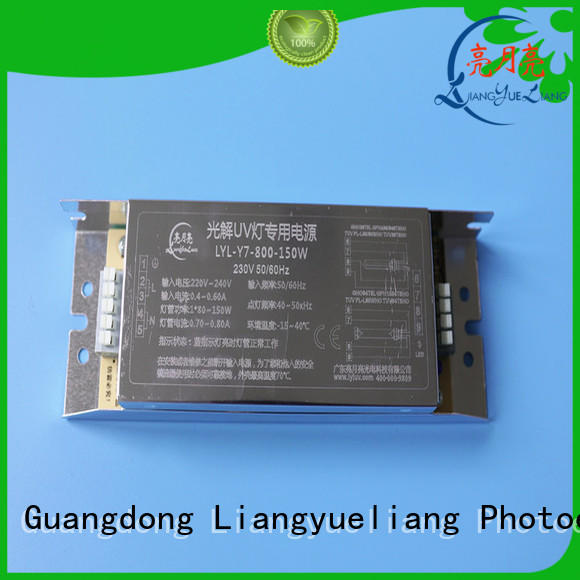 high performance uv bulb ballast ultraviolet supply for water recycling