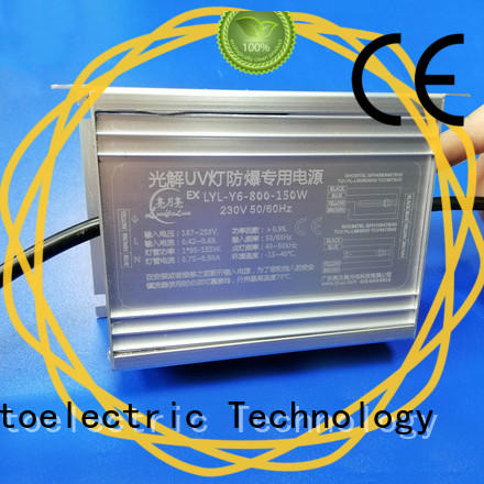 low price electronic ballast for uv lamp series factory for mining industy