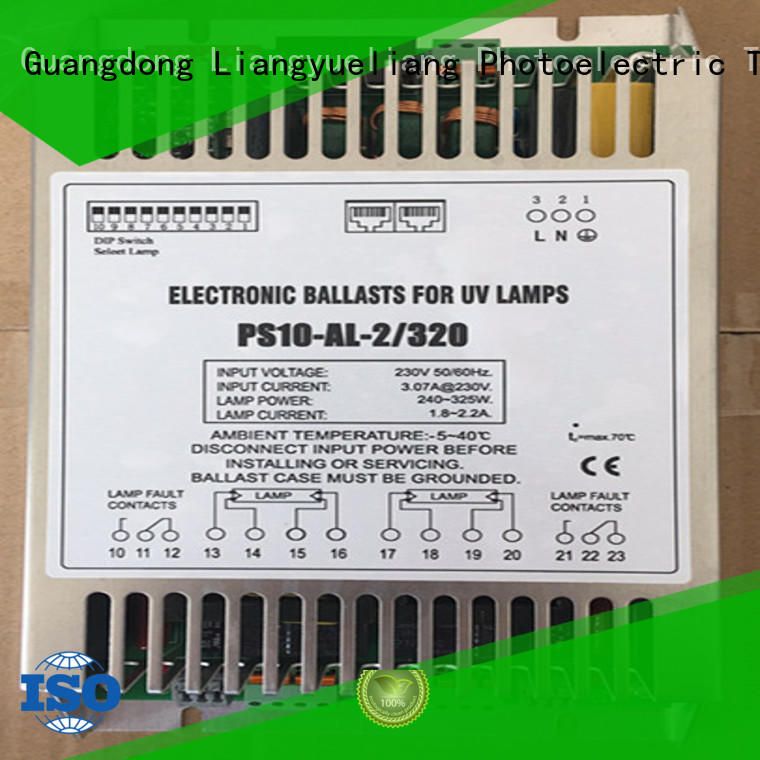 LiangYueLiang low price uv ballast a lower price for water recycling