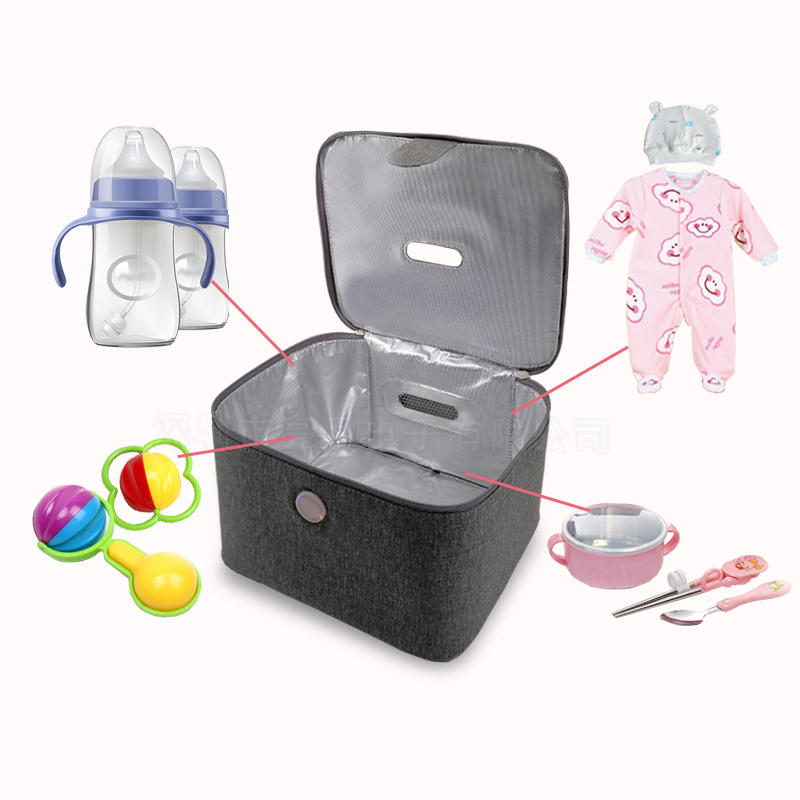sterilize milk bottles baby bag for business for baby toys-3