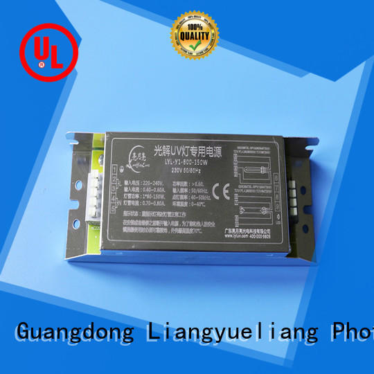 LiangYueLiang best selling uv ballast suppliers company for water recycling
