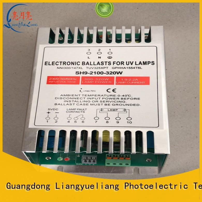 LiangYueLiang high quality uv ballast suppliers a lower price for domestic