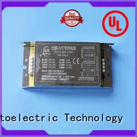 LiangYueLiang sh9 electronic ballast for uv lamp factory for waste water plant