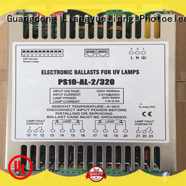 y6 uv lamp ballast manufacturers energy saving for domestic LiangYueLiang