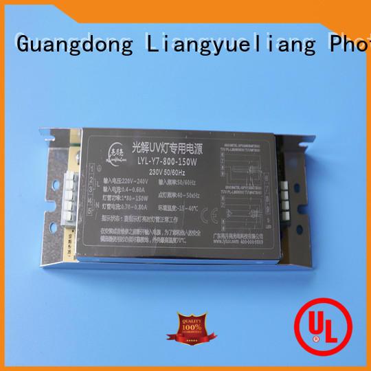 LiangYueLiang waterproof uv sterilizer ballast a lower price for water recycling