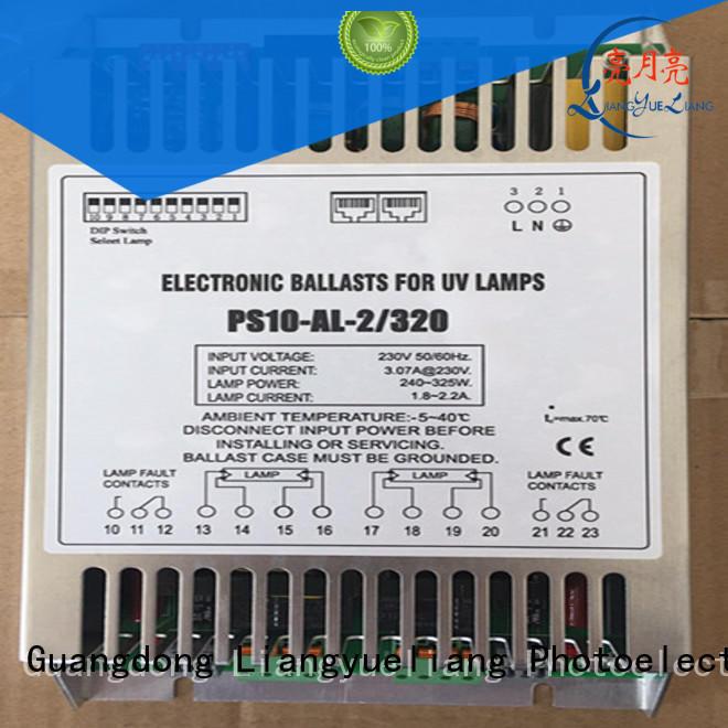 PS10 1 for 2 UV lamp 320W ballast
